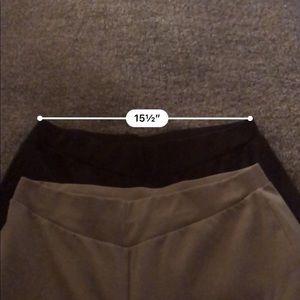 Modern Soul Pants - 2 pairs of knit pants